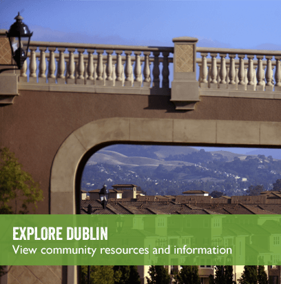 Bridge at Sorrento.  EXPLORE DUBLIN: View community resources and information