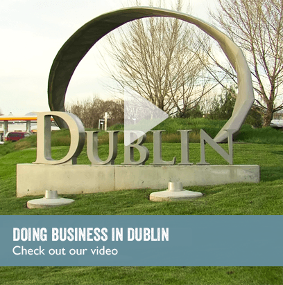 DOING BUSINESS IN DUBLIN - Check out our video